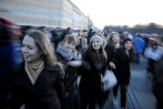 Фоторепортаж: «час земли петербург»