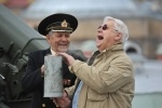Олег Табаков в Петербурге: Фоторепортаж