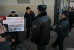 Фоторепортаж: «Акция ЛГБТ-движения на Невском проспекте у Дома творчества юных»