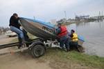 Фоторепортаж: «Из затопленного поселка Кадом эвакуировали 300 человек »