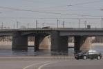Мост Александра Невского: Фоторепортаж