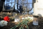 Фоторепортаж: «Польский самолет разбился под Смоленском»