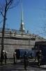 пожар у Петропавловской крепости: Фоторепортаж