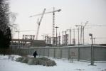Фоторепортаж: «стадион на Крестовском»