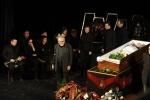 Фоторепортаж: «Прощание с Равиковичем»