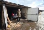 Фоторепортаж: «гаражи на Елагином проспекте»