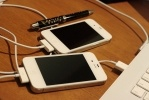 iPhone 4S: Фоторепортаж