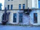 Реставрация зданий в Воздухоплавательном парке: Фоторепортаж