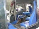 Фоторепортаж: «На 165-ом километре трассы Москва-Крым грузовик врезался в пассажирский микроавтобус»