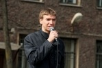 Фоторепортаж: «Митинг творческой оппозиции в Некрасовском саду»
