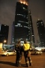 Пожар в Москва-Сити: Фоторепортаж