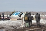 авиакатастрофа под Тюменью: Фоторепортаж