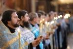 Всенощное бдение в кафедральном соборном Храме Христа Спасителя.: Фоторепортаж