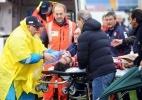 Пьермарио Морозини умер на поел во время матча: Фоторепортаж