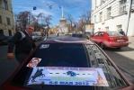 """Фоторепортаж: «В Петербурге прошел автопробег """"Белый Невский""""»"""