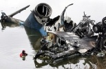 Фоторепортаж: «Крушение Як-42 под Ярославлем»