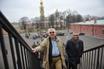 Фоторепортаж: «Олег Табаков в Петербурге»