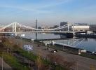 Крымский мост в Москве: Фоторепортаж