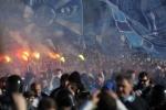 Фоторепортаж: «Шествие фанатов Зенита в Петербурге»