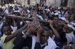 Фоторепортаж: «Страстная пятница в Иерусалиме»