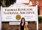Фоторепортаж: «Работы Томаса Кинкейда»