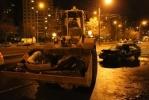 ДТП на Кораблестроителей: Фоторепортаж