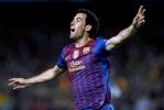 Челси - Барселона: Фоторепортаж