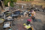 Фоторепортаж: «Пассажирский Boeing 737 разбился в Пакистане»
