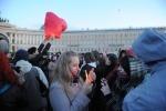 час земли петербург: Фоторепортаж