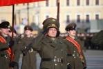 Фоторепортаж: «репетиция парада победы 2»