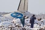 авиакатастрофа под Тюменью. часть 2: Фоторепортаж