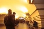 Фоторепортаж: «Метро «Невский проспект»»
