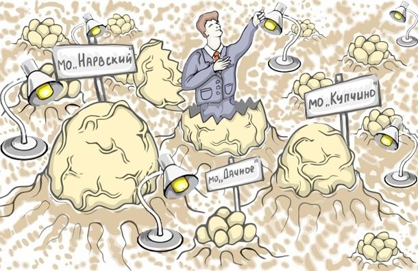 В Петербурге появится инкубатор по выращиванию депутатов-муниципалов