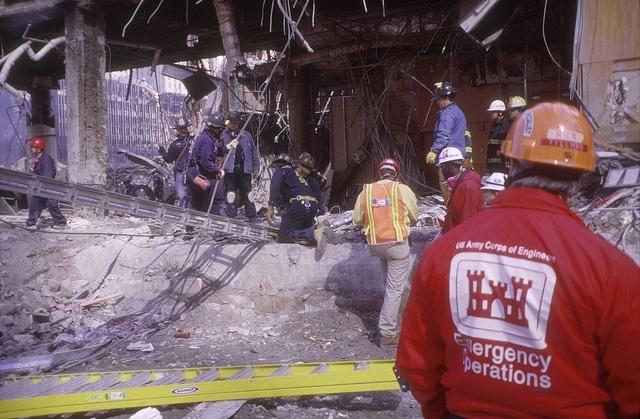 теракт 11 сентября: Фото