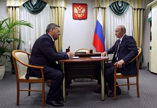 Валерий Сердюков: Фото