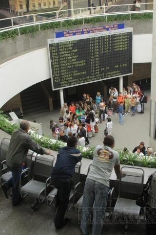 Аэропорт Пулково: Фото
