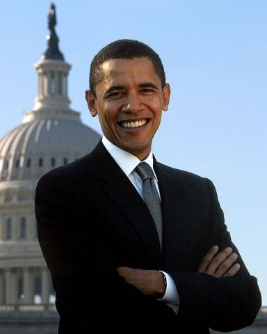 Барак Обама: Фото