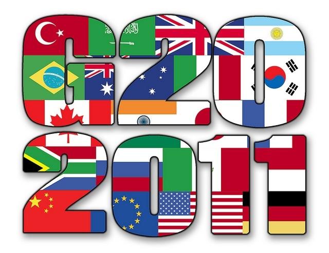 саммит G20 в разных странах в разные годы: Фото