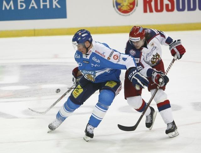Сборная России по хоккею проиграла Финляндии : Фото