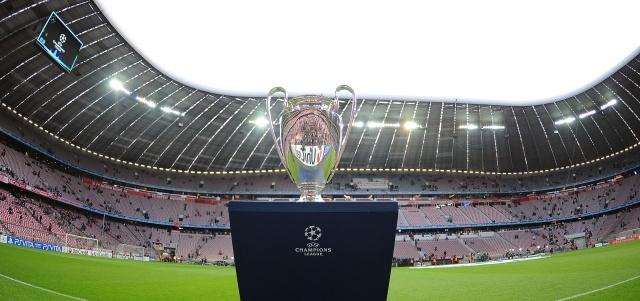 Бавария - Реал: Фото