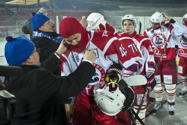 "ХК ""Локомотив"": Фото"