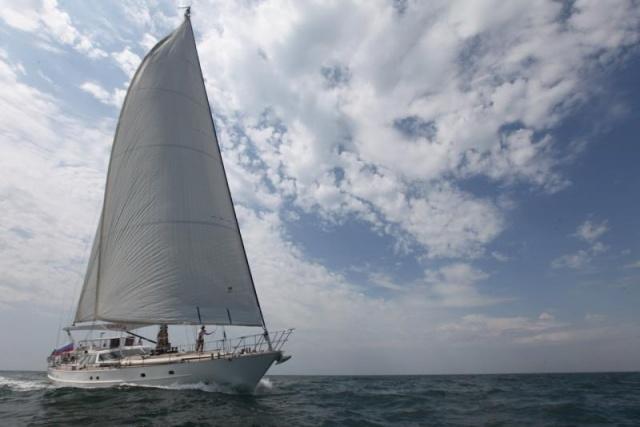 Яхта Скорпиус: Фото