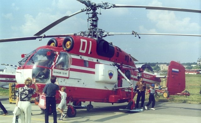 Вертолет Ка-32: Фото