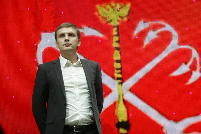 Александр Николаев: Фото