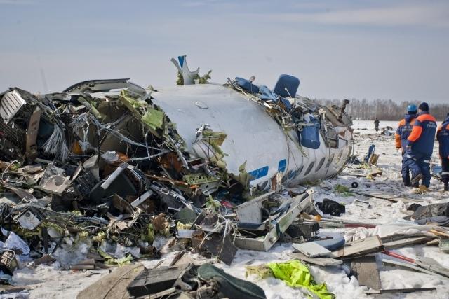 авиакатастрофа под Тюменью. часть 2: Фото