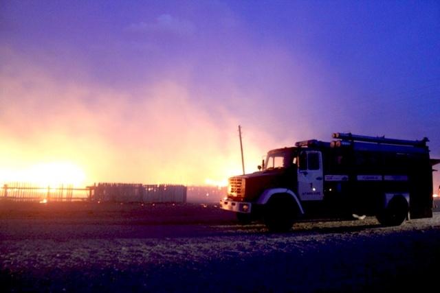 пожар в Сибири: Фото