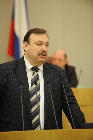 Геннадий Гудков: Фото