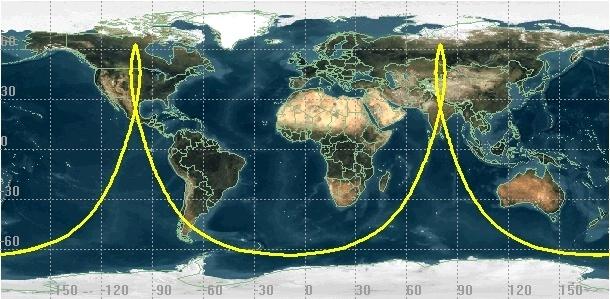 Спутник «Молния»: Фото