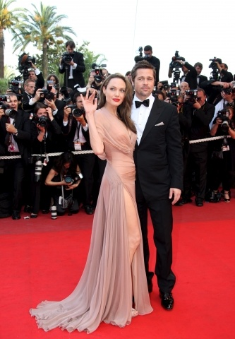 Бред Питт и Анджелина Джоли: Фото