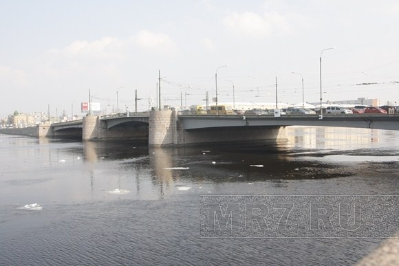 Тучков мост: Фото